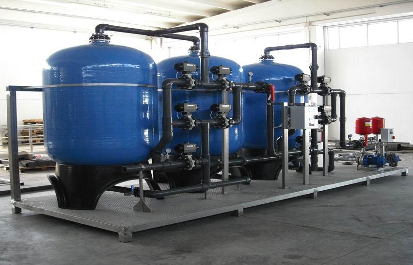 Impianti di potabilizzazione con osmosi » Pederzani Impianti srl » Installazione e manutenzione ...