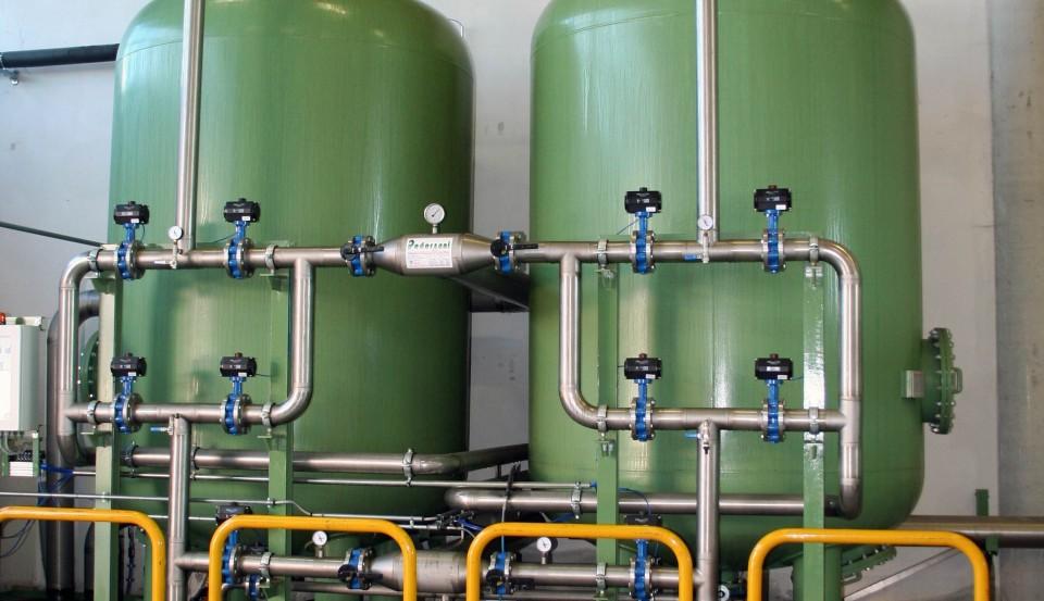Impianti di potabilizzazione » Pederzani Impianti srl » Installazione e manutenzione di impianti ...